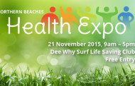 Health Expo at Dee Why Surf Club on Nov 21st