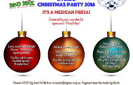 DYSLSC Christmas Party - 9th Dec 2016