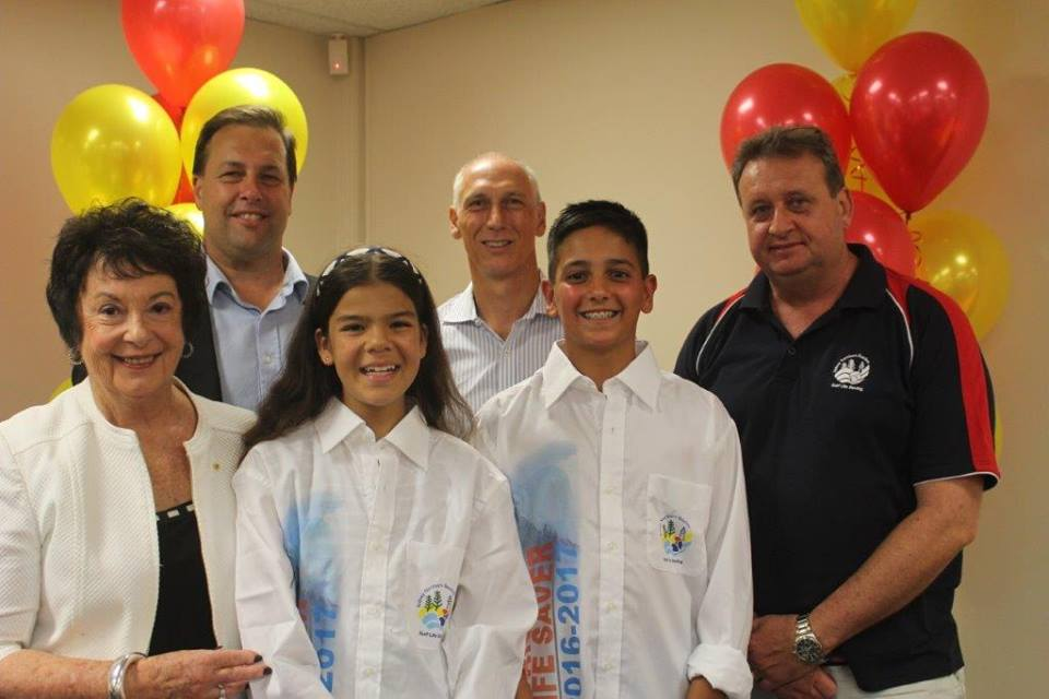 Sydney Northern Beaches Junior Lifesaver of the Year
