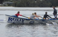 Cadets day at Jamieson Park Narrabeen Lake on Sun 17th Sep