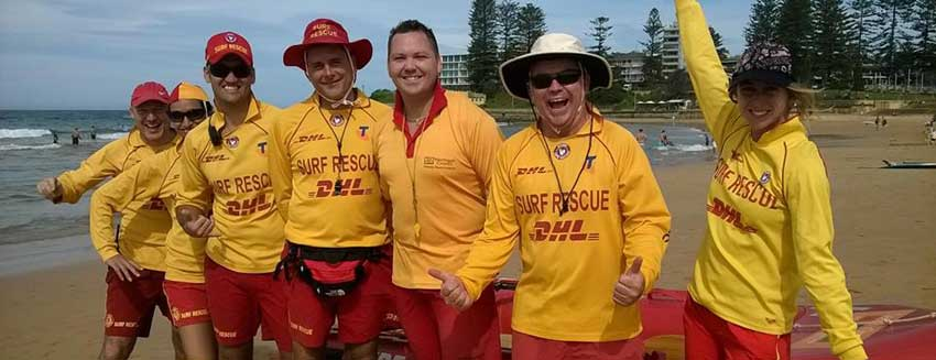 New Website for Dee Why SLSC | Dee Why SLSC