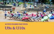 SNB Active Foamie Fast Fives (U9s & U10s)
