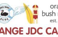 Orange Junior Development Camp - Fri 23rd to Sun 25th March