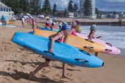 Sydney Northern Beaches Active Foamie Fast Fives