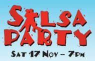 Salsa Party on Sat 17th Nov